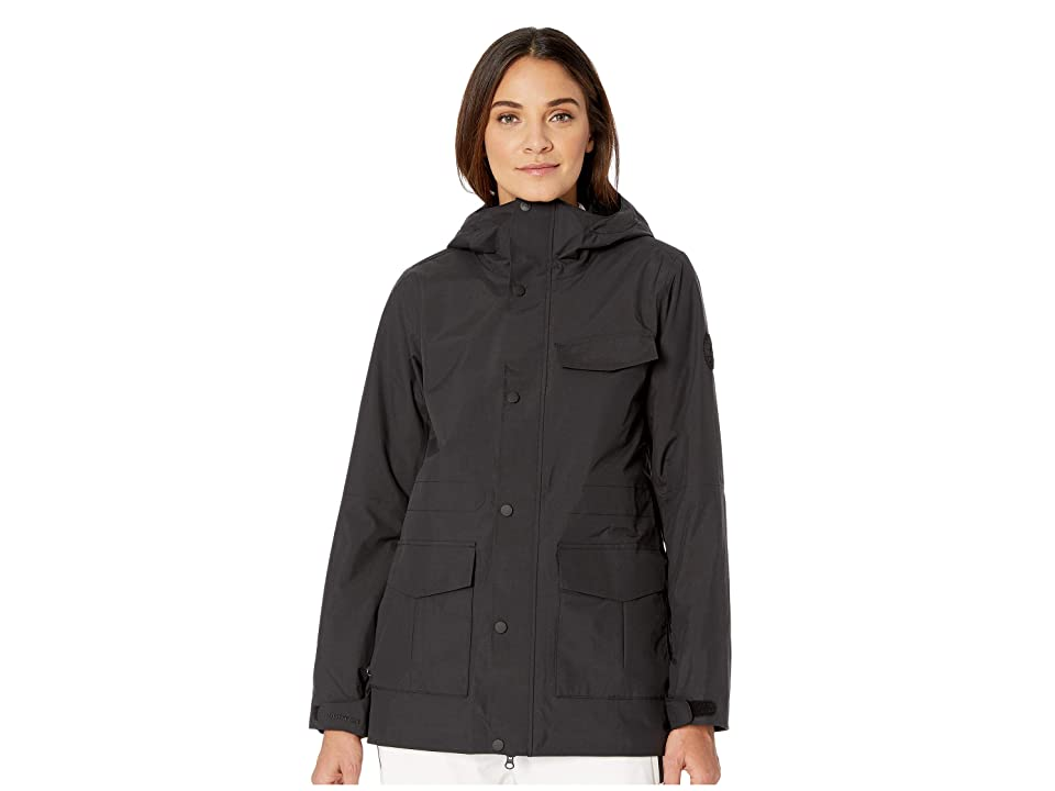 Burton Runestone Jacket (True Black 1) Women