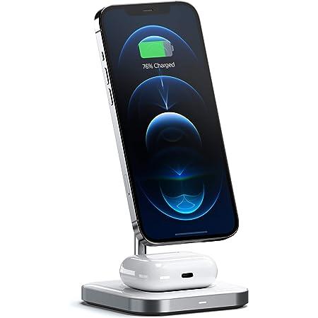 Satechi Aluminium 2 In 1 Magnetic Wireless Charging Elektronik