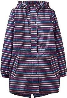 Joules Women's Golightly Packable Rain Coat