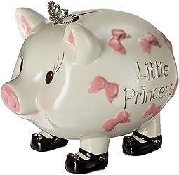 Mud Pie - Giant Princess Piggy Bank