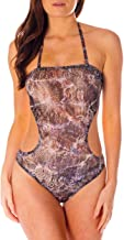 Kiniki Bali Tan Through Cut Out Swimsuit
