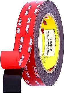 Double Sided 3M Adhesive Tape,1 inch Width x 9 FT Length, 3M VHB Heavy Duty Mounting Tape, 3M VHB Waterproof Foam Tape, fo...