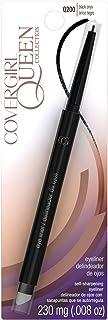 COVERGIRL Queen Eye Liner Black Onyx 200, .008 oz (packaging may vary)