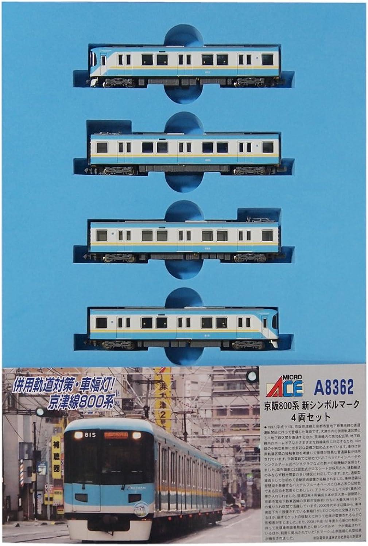 ventas de salida De calibre N A8362 Keihan 800 800 800 nuevo sistema de simbolo de la marca de coches 4-Set  descuento de ventas en línea