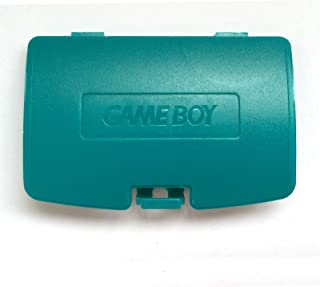 Gameboy Color GBC Game Boy Colour Replacement Battery Cover - Blue-Green