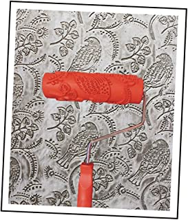 embossed painting roller