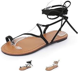 competitive price 42250 d3116 Suchergebnis auf Amazon.de für: Sandaletten mit Schnürung