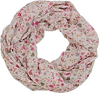 ESPRIT Recycelt: Loop-Schal mit Blumen-Print