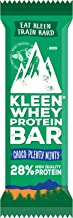 KLEEN Sports Nutrition Whey Protein Chocolate Bar, Choco Plenty Minty - 60 g