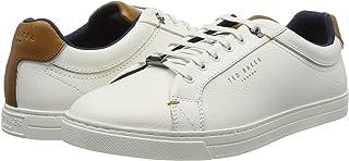 تيد بيكر حذاء سنيكرز للرجال، مقاس 42 EU ، لون ابيض