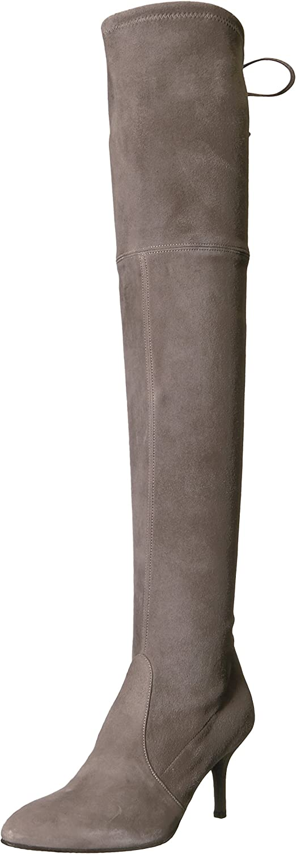Stuart Weitzman Women's TIEMODEL Boot New mail order Over Sale SALE% OFF Knee The