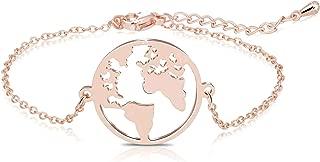 Best globe pendant necklace Reviews