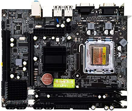 Amazon co uk: LGA 775 - Motherboards / Components: Computers