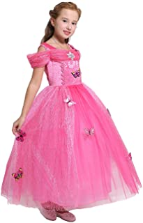 Dressy Daisy Girls Princess Dress Costume Christmas Halloween Fancy Dresses Up Butterfly