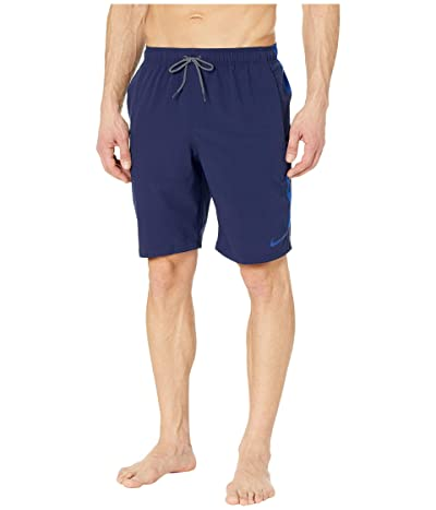 Nike 9 Contend Volley Shorts (Midnight Navy) Men