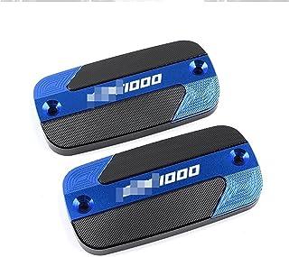 WEIDUBAIHUO Motorfiets CNC Remvloeistofreservoir Olietankafdekkappen Voor CBF 1000 CBF1000 2006-2014 2013 2012 2011 2010 (...