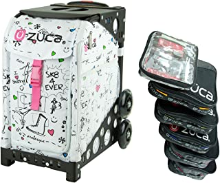 ZUCA Sport Rolling Suitcase -SK8 Sport Insert Bag and Your Choice of Frame