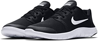 Nike Australia Boys Flex Contact 2 (GS) Fashion Shoes, Black/White-Cool Grey