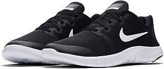Nike Australia Boys Flex Contact 2 (GS) Fashion Shoes, Black/White-Cool Grey