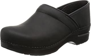 [ダンスコ] Clog Professional Black Oiled 39(24.5-25)