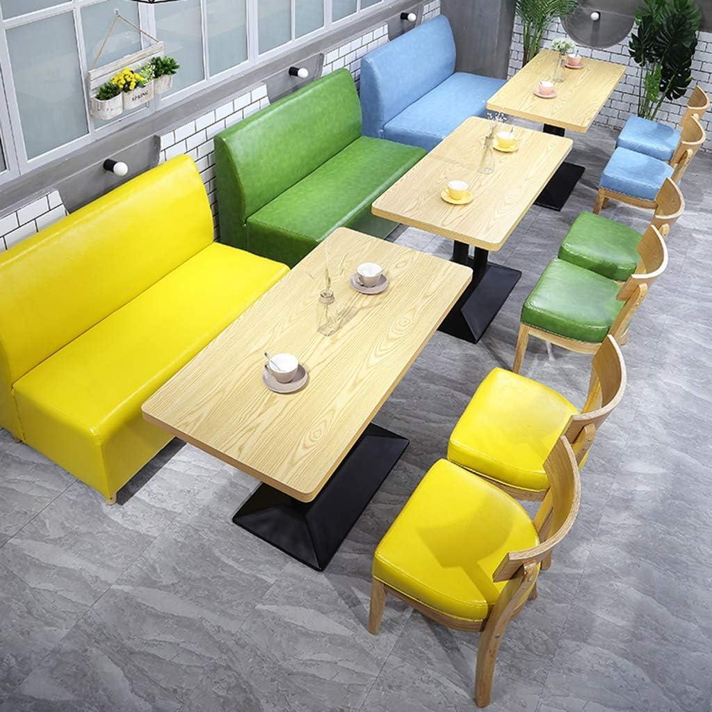 WDX-Chaise de Salle à Manger, Simple Chaise de Bureau, Dossier créatif, Chaise de Loisirs, Maison Adulte Chaise de Salle à Manger Mode Jaune