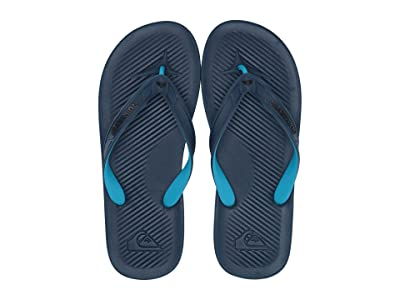 Quiksilver Haleiwa II (Blue/Black/Blue) Men