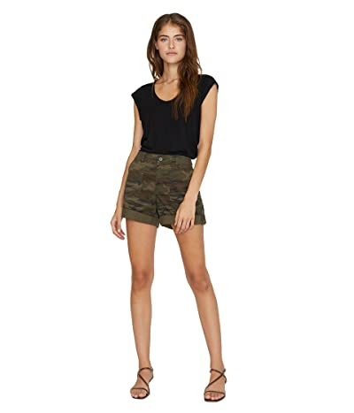 Sanctuary Squad Shorts (Little Hero Camo) Women