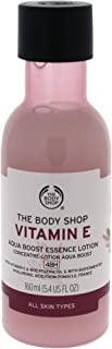 The Body Shop Vitamin E Aqua Boost Essence Lotion, 5.4 Fluid Ounce
