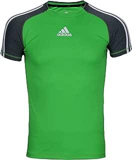 Best adidas lime green t shirt Reviews