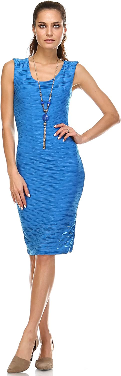 Marcelle Margaux Textured Knit Tank Dress