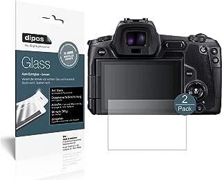 2x Canon EOS 5d láminas protectoras de pantalla mate antirreflejos