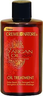 Creme of Nature Argan Oil Treatment, 3 Ounce