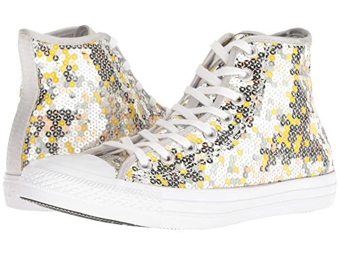 cheap for discount b79e7 f0435 Converse Chuck Taylor All Star Sequined - Hi