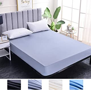 Best queen size bedding grey Reviews