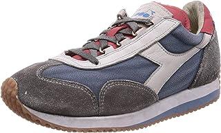 Diadora - Heritage Scarpa Sneaker Unisex EQUIPE H DIRTY STONE WASH EVO Mare di Bering