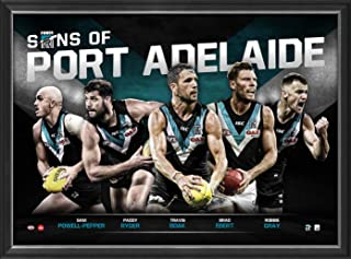 Sport Entertainment Products Port Adelaide Football Club 'Sons of Port Adelaide'