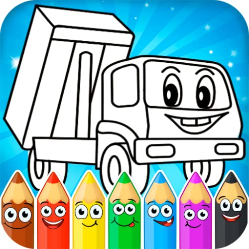 Pintura de coches para niños