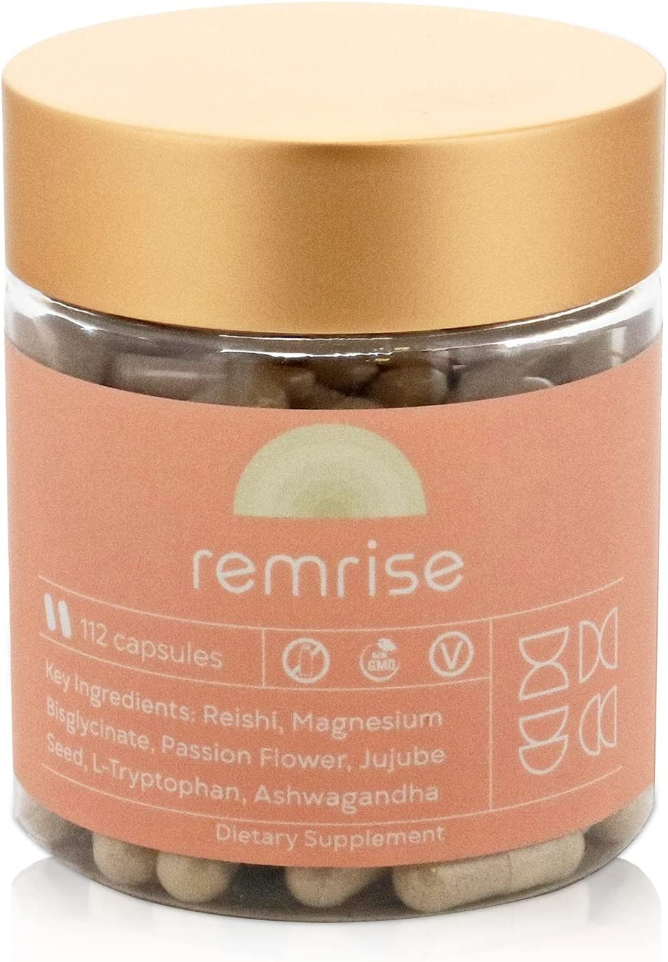 Remrise Sleep Vitamin - Helps Promote Quality Sale SALE% OFF Max 87% OFF and