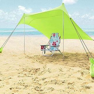 Tienda de campaña Tents Beach con Ancla de Arena, Toldo Som