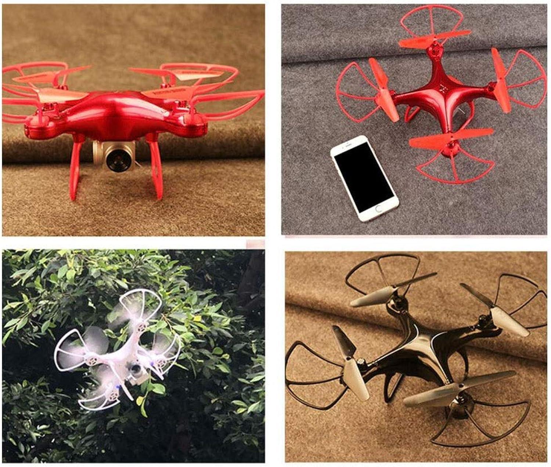 diseño único LFLWYJ Tiempo Tiempo Tiempo de Vuelo Largo, Drone de transmisión de imágenes en Tiempo Real de Alta definición, Avión de Control Remoto aéreo de 4 Ejes (Color   Negro)  Centro comercial profesional integrado en línea.
