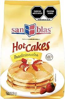 San Blas, HARINA HOTCAKES, 500 gramos