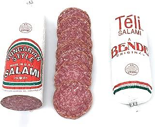 Hungarian Brand Salami - Teli, approx. 2.1lb