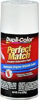 Dupli-Color EBNS05837 Cloud White Nissan Perfect Match Automotive Paint - 8 oz. Aerosol
