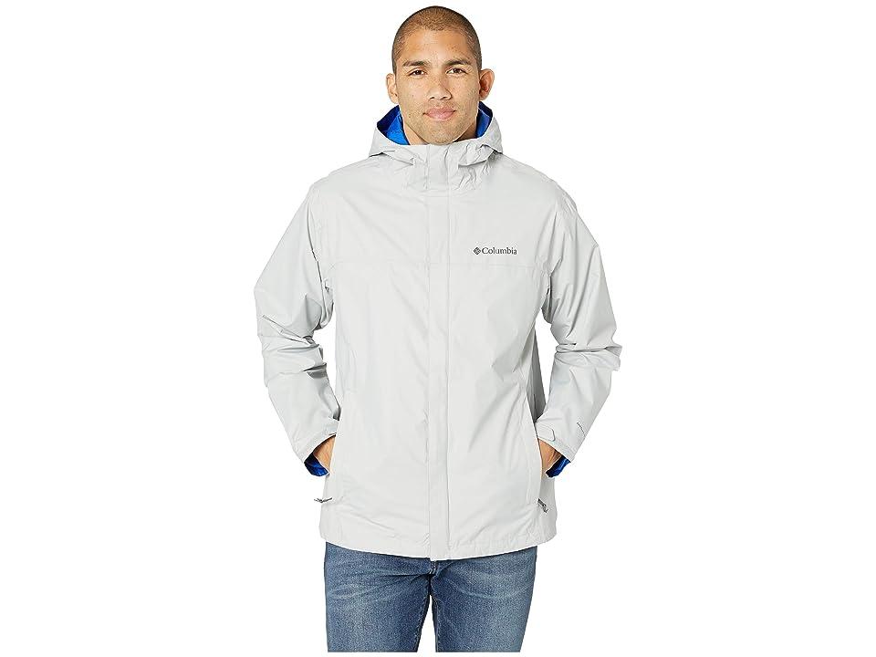 Columbia Watertighttm II Jacket (Cool Grey/Azul) Men
