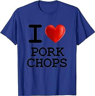 Best i heart chop shirt Reviews