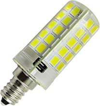 Led Bulbs, YWXLIGHT, Dimmable E12 5W 80LED 5730SMD 400-500 LM Cool White Warm White LED Silica Gel Corn Lamp AC 110V/AC 22...