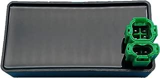 Tuzliufi Replace CDI Box Honda Motorcycles NX650 NX 650 1988 1989 Off-Road XR650L XR 650 L XR 650L XR650 L 1993-2009 2012-2017 644cc Repl. 30410-MN9-000 30410-MN9-790 30410-MN9-791 New Z162