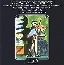 Mejor Penderecki Violin Concerto 2 de 2020 - Mejor valorados y revisados