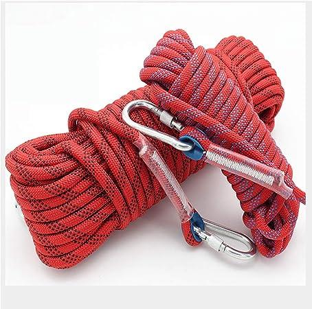 Cuerda de seguridad para alpinismo, Cuerda de alta ...