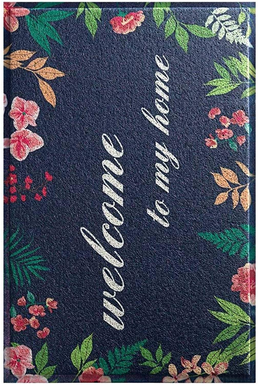 Door Mat Foyer Kitchen Floor Mat Carpet Home 45  75,60  90,60  120,80  120,120  180 (color   I, Size   80  120CM)